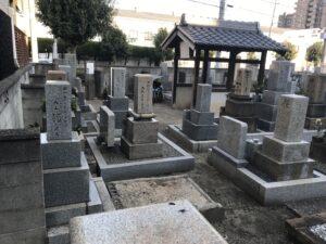 野中共同墓地(大阪市淀川区)のお墓