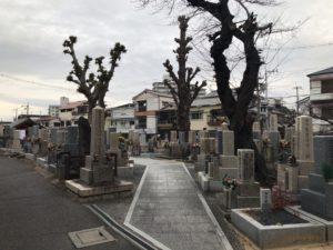 上島町下島町墓地(門真市)のお墓
