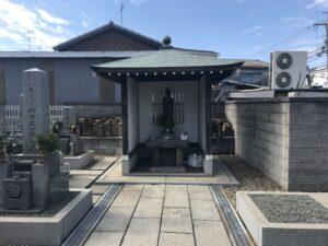 十八条墓地(大阪市淀川区)のお墓