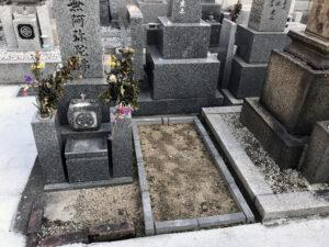 三国本町墓地(大阪市淀川区)