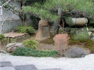 専徳寺境内墓地(京都市中京区)