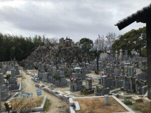 添尾墓地(堺市南区)のお墓