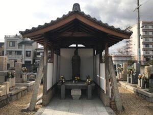 沢良宜東墓地(茨木市)のお墓