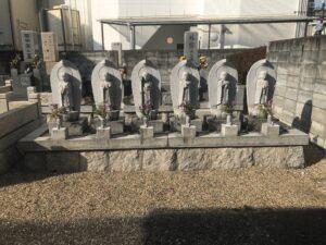牟禮墓地(茨木市)のお墓