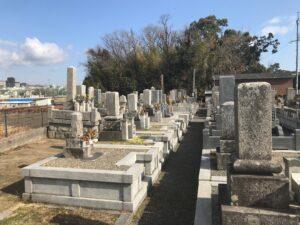 太田共有墓地(茨木市)のお墓