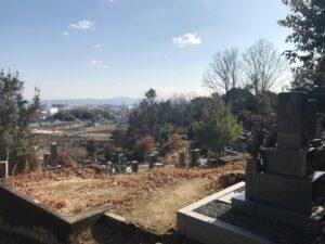 安威墓地(茨木市)のお墓