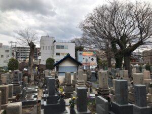 下野共同墓地(大東市)のお墓