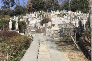 幣久良山墓地(茨木市)のお墓
