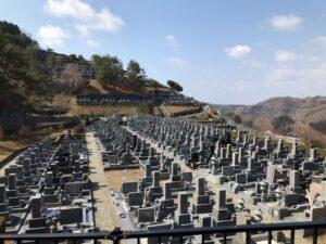 大阪北摂霊園のお墓じまい