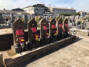 鶴原墓地(泉佐野市)のお墓