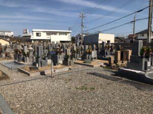 鶴原墓地(泉佐野)のお墓