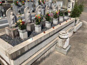 大野町墓地(和泉市)のお墓