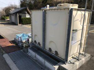 神戸市立鵯越墓園の令和3年度募集の新規墓地のご紹介。近くの水場