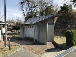神戸市立鵯越墓園の令和3年度募集の新規墓地のご紹介。近くのお手洗い(トイレ)
