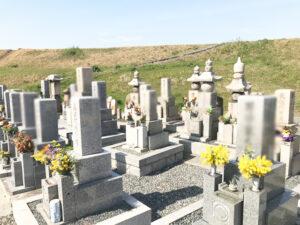 八番墓地(守口市)のお墓