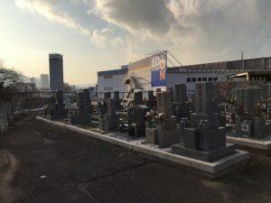安倉霊園(宝塚市)21.3.26