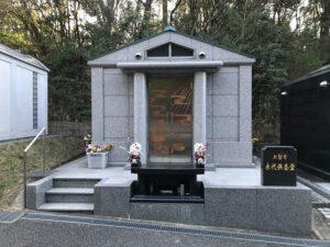 21.3.27_大聖寺さんの納骨堂(神戸市垂水区舞子墓園内)