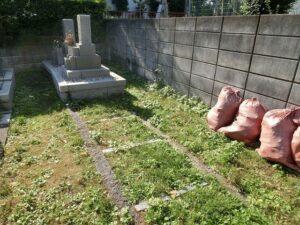 西長洲霊園(尼崎市)のお墓