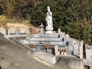 勝明寺墓地(神戸市西区)の永代供養