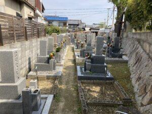 北出墓地(四条畷市)のお墓