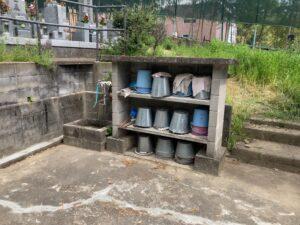 山崎谷墓地(島本)のお墓
