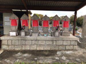 檜尾山墓地(堺市南区)のお墓