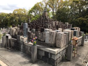 伏屋町墓地(和泉市)のお墓