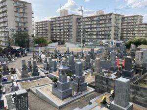 中村墓地(和泉市)のお墓