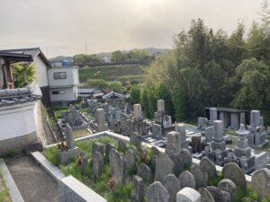 正傳寺境内墓地(四条畷市)のお墓