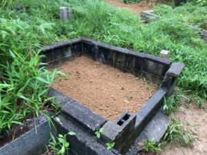 地蔵院墓地(高槻市)のお墓じまい