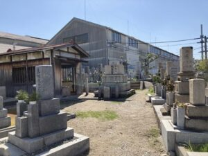 21.4.5_御園古墳墓地(尼崎市)です