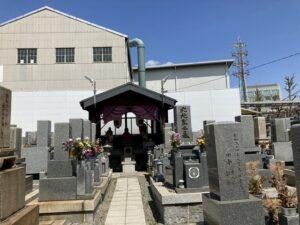21.4.9_常光寺共同墓地で古家は何をしたでしょうか?
