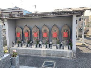 北條墓地(大東市)のお墓