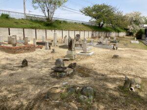 蔀屋墓地(四条畷市)のお墓