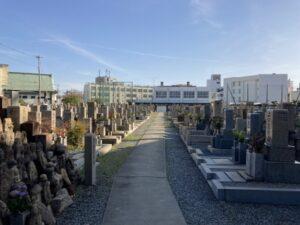 大道霊園のお墓