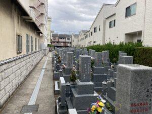 御幣島霊園(大阪市西淀川区)のお墓