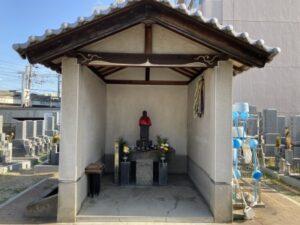 上新庄霊園 のお墓