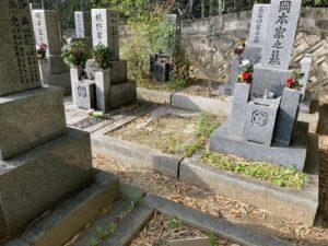 新池墓地(大東市)のお墓