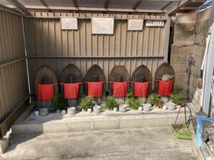 出来島墓地(西淀川区)のお墓