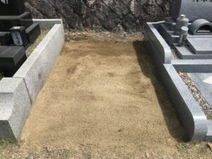 高槻市公園墓地のお墓じまい