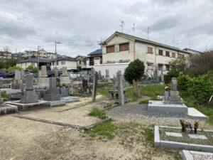 下井墓地(茨木市)のお墓