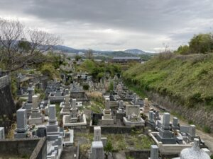 道祖本墓地(茨木市)のお墓