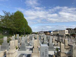 二階堂墓地(茨木市)のお墓