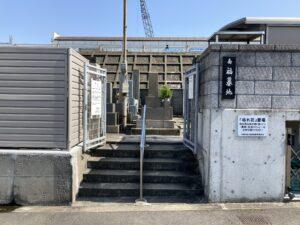 福霊園(大阪市西淀川区)のお墓