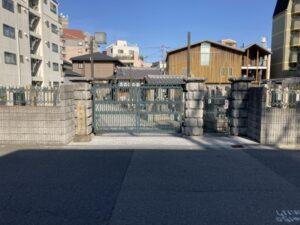 小松墓地のお墓