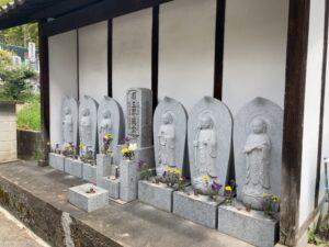 山崎谷墓地(島本町)のお墓