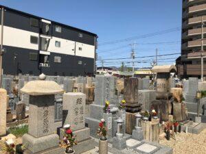 八尾共同墓地(八尾市)のお墓