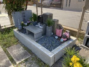豊里墓地(東淀川区)のお墓