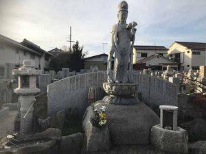 福林寺(明石市)の永代供養墓