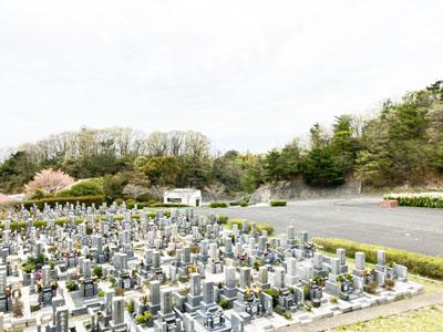 鵯越墓園のはなみづき地区へのアクセス